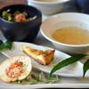 コチ - 料理写真:前菜プレート