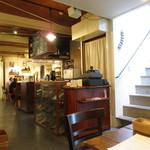 燕食堂 - 入口付近
