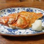 魚ざん - きんきんの塩焼き