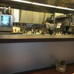 ユニック - 店内厨房