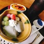 茶房 菊泉 - よくばりスイートセット