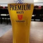 73235137 - 生ビール(550円)