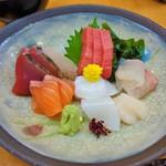 松泉 - 料理写真:お造り