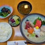 松泉 - お造り定食 1500円