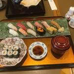 Mahae - 寿司盛り合わせ