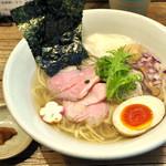 Homemade Ramen 麦苗 - '17.09日本の塩