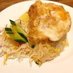 タイ料理 スワンナプームタイ - カオパット・ガイタオ