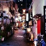 えびと馬肉と日本酒の居酒屋 池袋栄町横町店 -