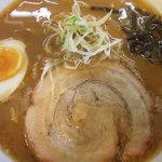 羅亜麺 魚金 - こく醤油