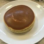 フル フル - セットのホットケーキmini、普通の大きさに見えましたが、通常サイズ食べたい!