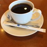73241141 - ブレンドコーヒー。