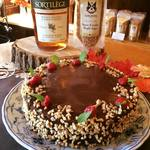 GAGNON Érable et Gâteau - メープルウィスキー&チョコレート大人ケーキ