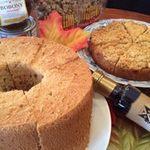 GAGNON - やさしい甘さのメープルシフォンケーキ