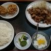 明珠 - 料理写真:(20170915)こま焼き定食