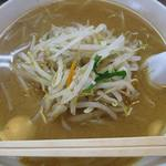 くいしん坊 - 味噌ラーメン¥550