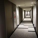 ニャーヴェトナム - (2017/8月)ホテル廊下