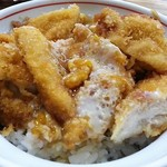 笹舟 - かしわカツ丼
