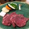 しほろ温泉プラザ緑風 - 料理写真:しほろ牛石板焼き