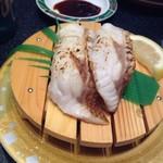 回転割烹 寿司御殿 - 2017/07/29