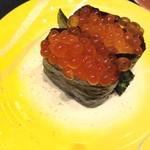 回転割烹 寿司御殿 - いくら プチっと弾け方のレベルが違うっ!! 2017/07/29