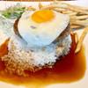 ワイキキ - 料理写真:ロコモコ1380円