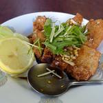龍山 - 油淋鶏