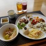 ヘルシービュッフェ アマム - 料理写真:ランチビュッフェ 2160円