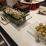 ヘルシービュッフェ アマム - 野菜もイッパイ