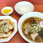 わだラーメン - 料理写真: