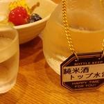 稲田屋 - 旨い冷酒