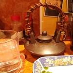 鹿児島郷土料理 おはん - 焼酎
