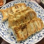 テムジン - 焼き餃子2