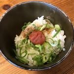 必死のパッチ製麺所 - 飯わり