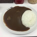 本家カレーの店 龍 - ビーフカレー普通