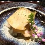73255009 - 煮鮑 鮑出汁の卯の花