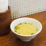 ファイブスター・カフェ - スープ