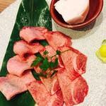 焼肉 koba - 上ねぎタン塩