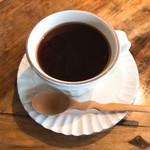 農カフェ hakari - マヤナッツコーヒー