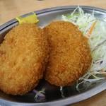 ときわ食堂 - コロッケ 300円
