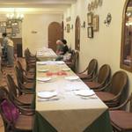 ピッツォランテ スパッカ ナポリ - 奥の個室