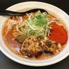 辛口肉ソバ ひるドラ - 料理写真:辛口肉蕎麦みそ850円(税込)