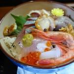 兵四楼 - 海鮮丼