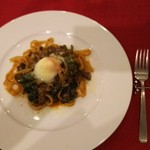 La Bonne table A・La・Carte - 牛ほほ肉の赤ワインソースパスタ