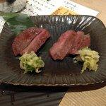 鮮魚と郷土料理の店 たつと - 牛タン