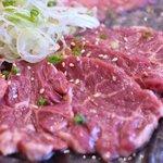 熔岩焼肉 牛火 - ロース