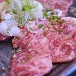 熔岩焼肉 牛火 - カルビ