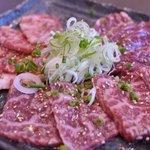 熔岩焼肉 牛火 - 牛火定食1500円