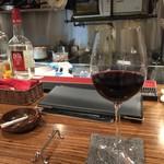 73260205 - グラスワイン