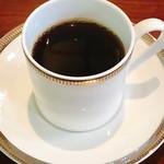 欧風食堂Kaede - ドリンクバーのコーヒー