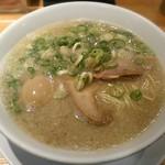 73262346 - 【シロマルベース + 煮玉子】¥700 + ¥100
